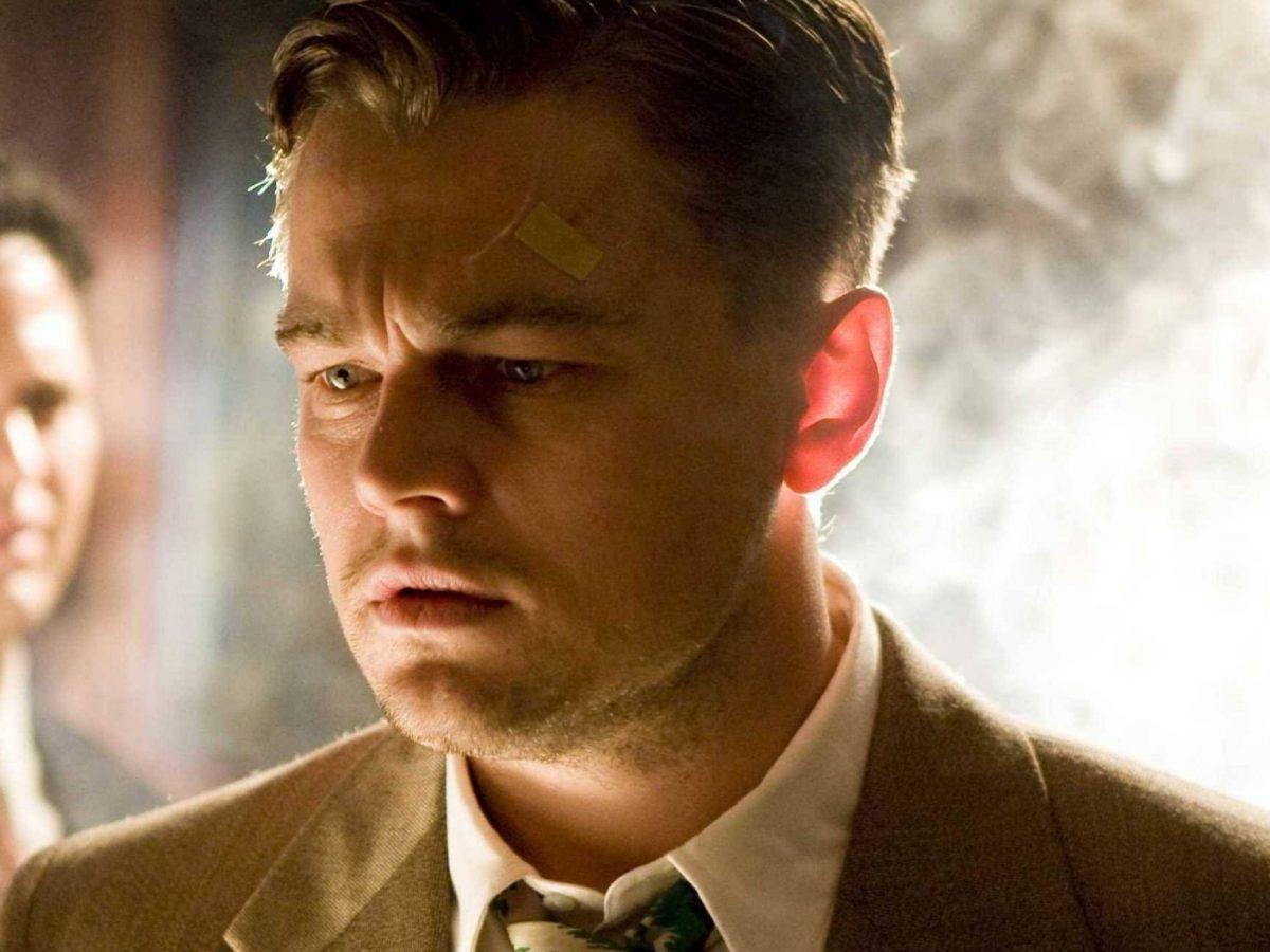 Leonardo DiCaprio als Teddy in Shutter Island..
