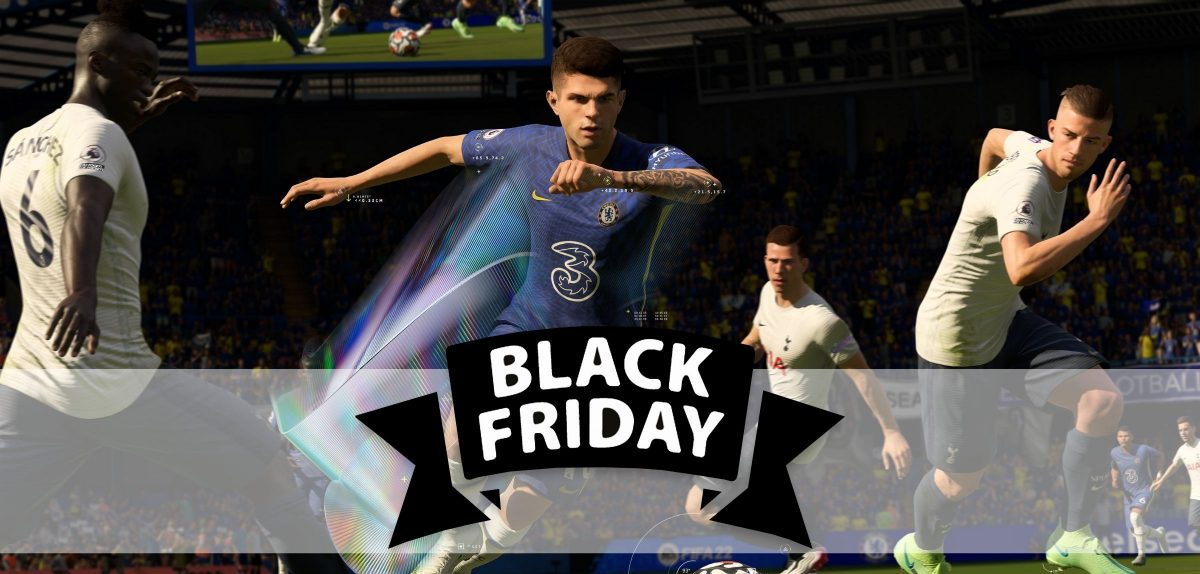 """FIFA 22"" zum Black Friday"