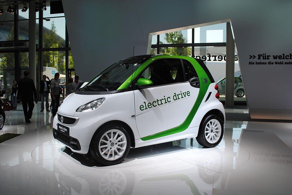 Der Zwerg aus dem Hause Daimler kommt nun auch als Elektro-Version.