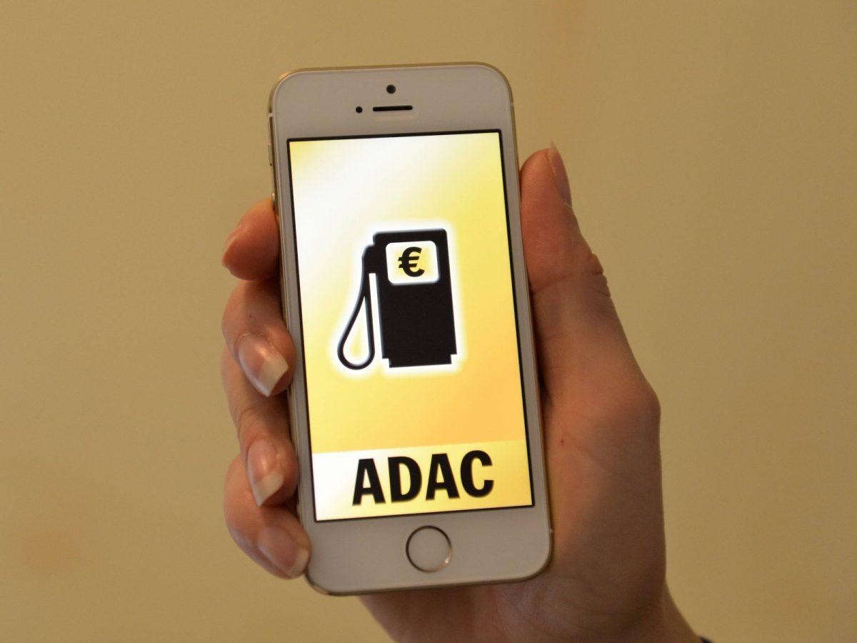 ADAC Tank-App
