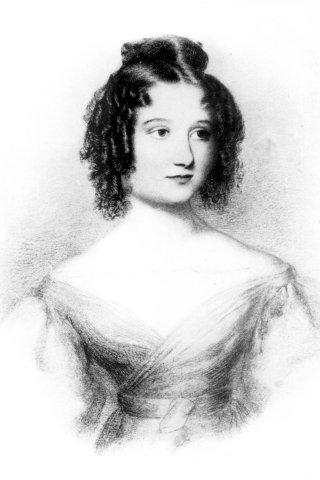 Ada Lovelace konnte sich nur privat im Bereich der Mathematik bilden. Ein Studium war Frauen im 19. Jahrhundert noch untersagt.