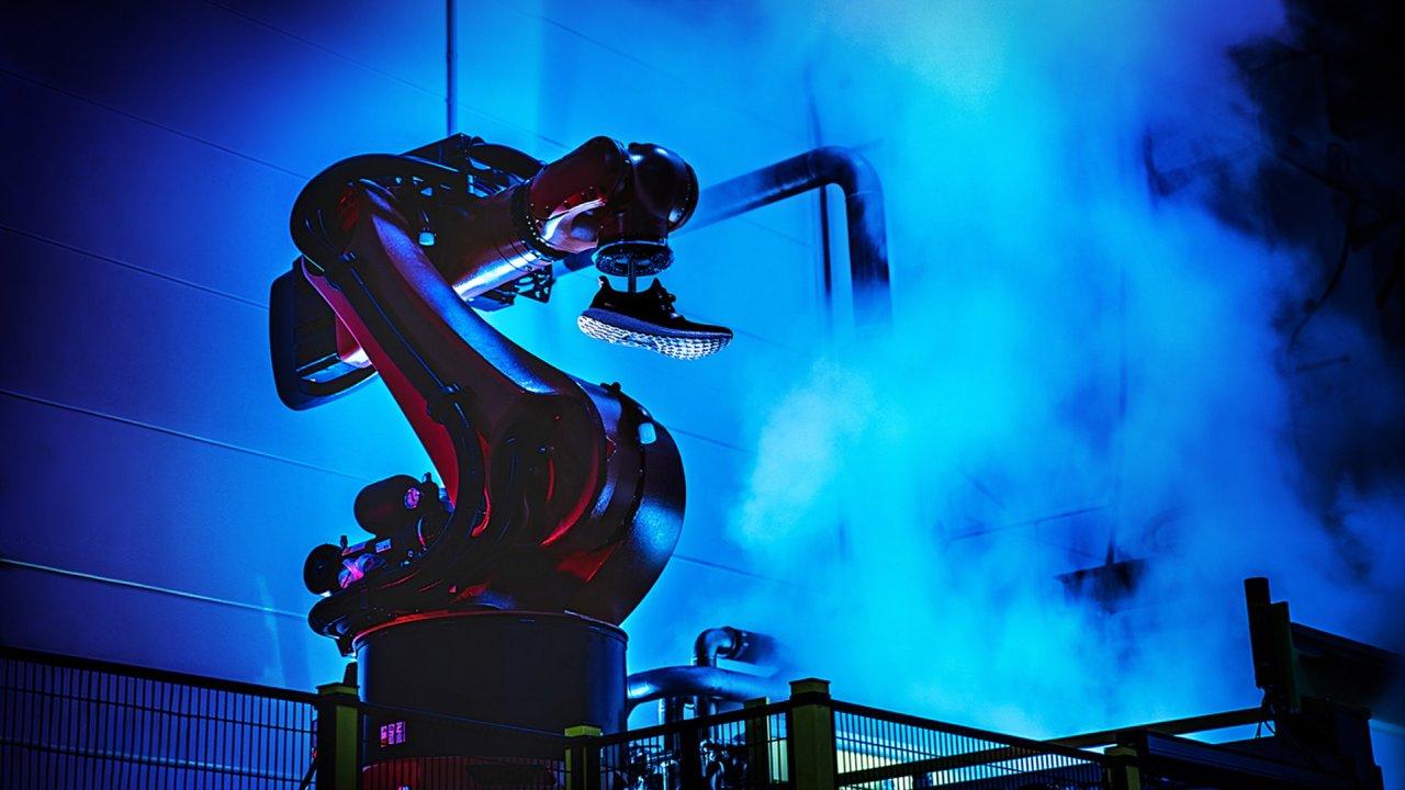 Mit der Speedfactory in Ansbach will man flexibler auf neue Trends reagieren.