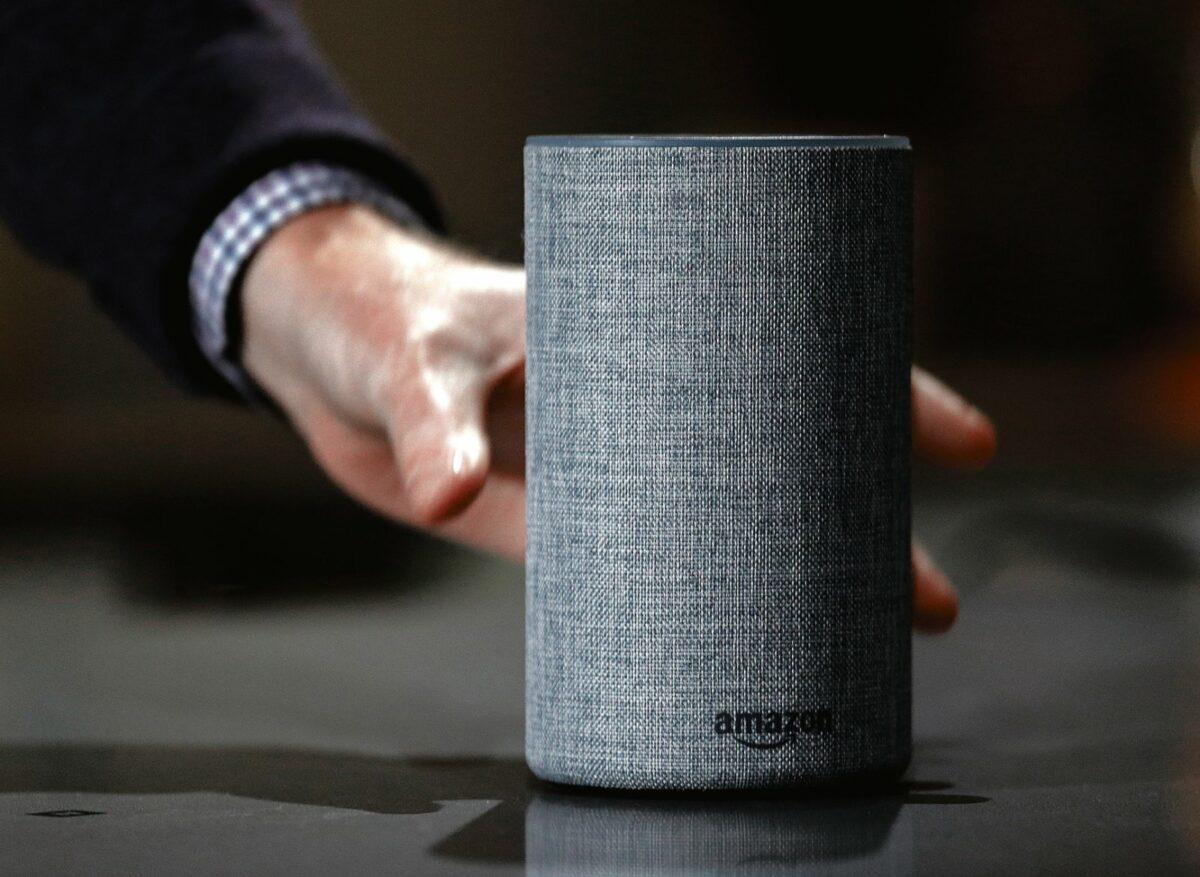 Amazon Alexa Echo Speaker