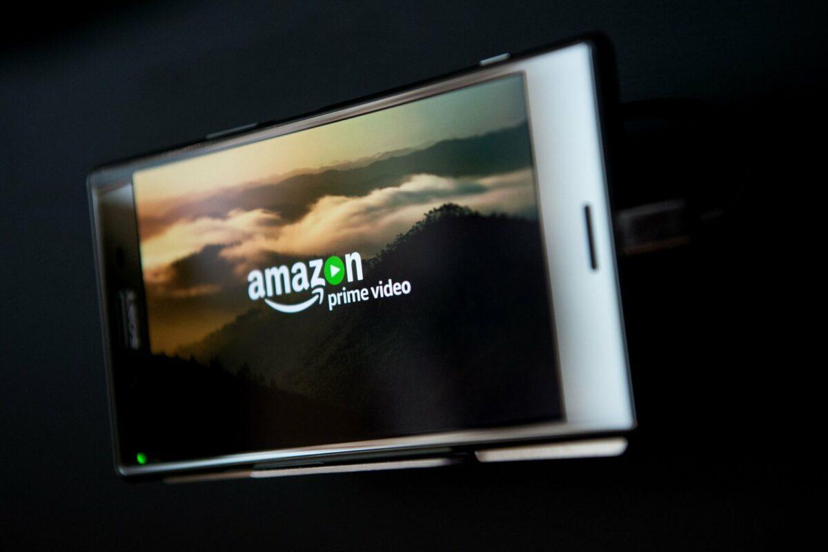Amazon Prime Video auf dem Handy