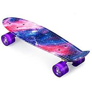Skaten könnte eine Alternative zum Auto sein.