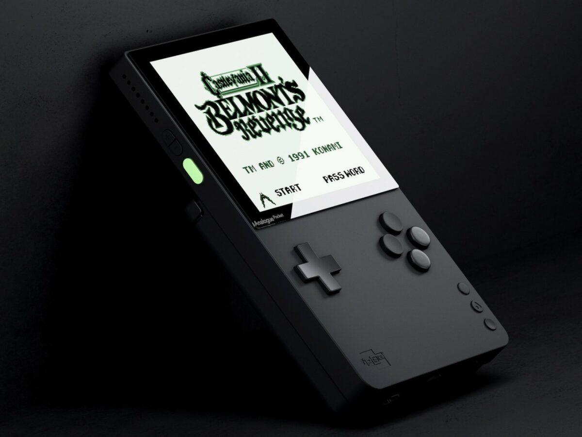 Analogue bringt mit dem Pocket quasi den Nintendo Game Boy zurück.