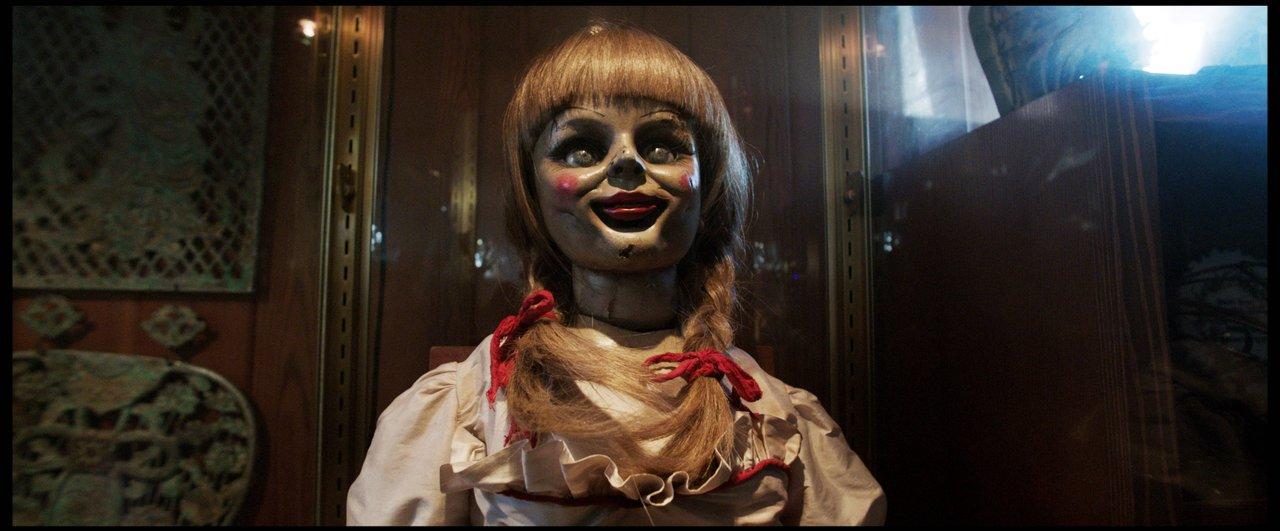 Annabelle verbreitet gleich in mehreren Filmen Angst und Schrecken.