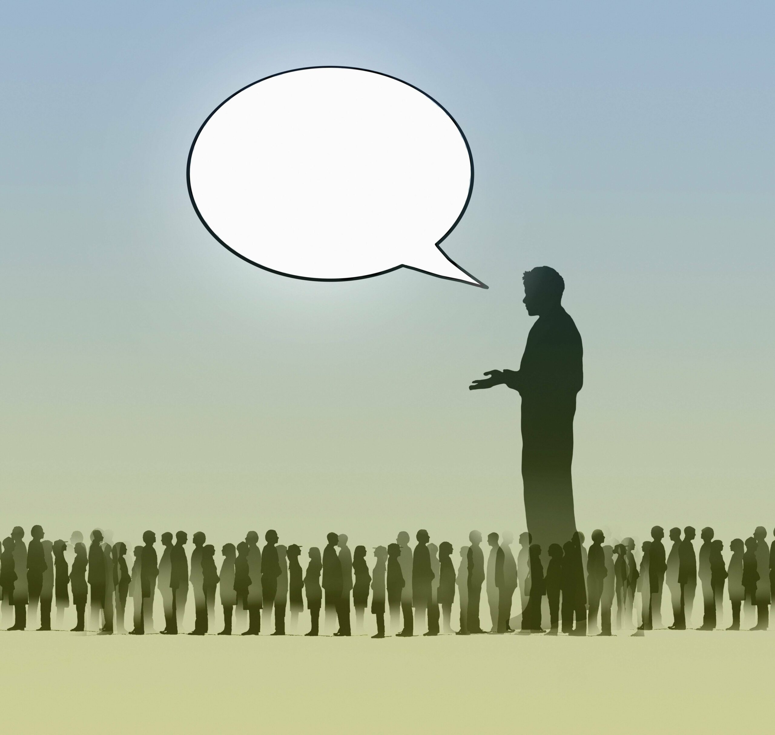 Die Wahl des Ansprechpartners ist ein wesentlicher Bestandteil der Überzeugungsstrategie.