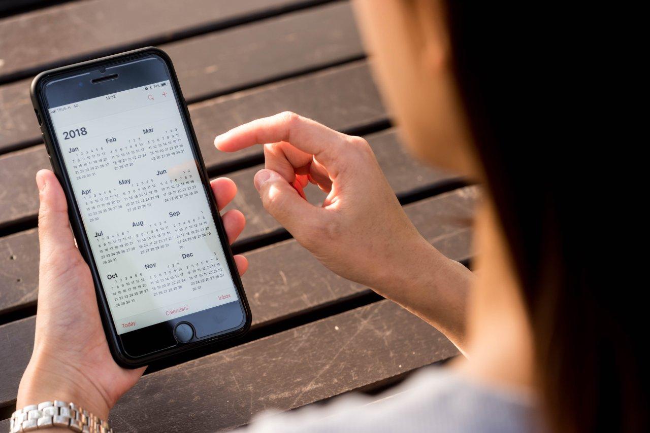 Sowohl den gesamten Kalender, als auch einzelne Termine kannst du über dein iPhone teilen.