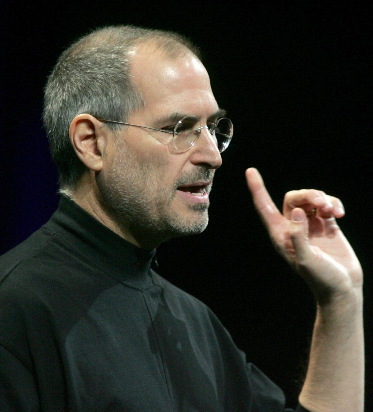 Apple-Mitgründer Steve Jobs