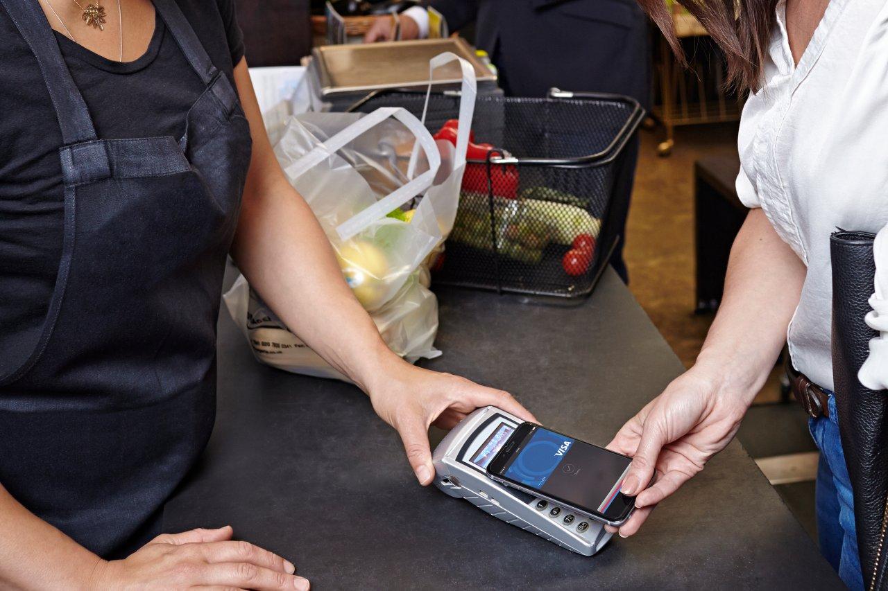 Du weißt es nur nicht, doch die meisten Automaten akzeptieren Apple Pay.