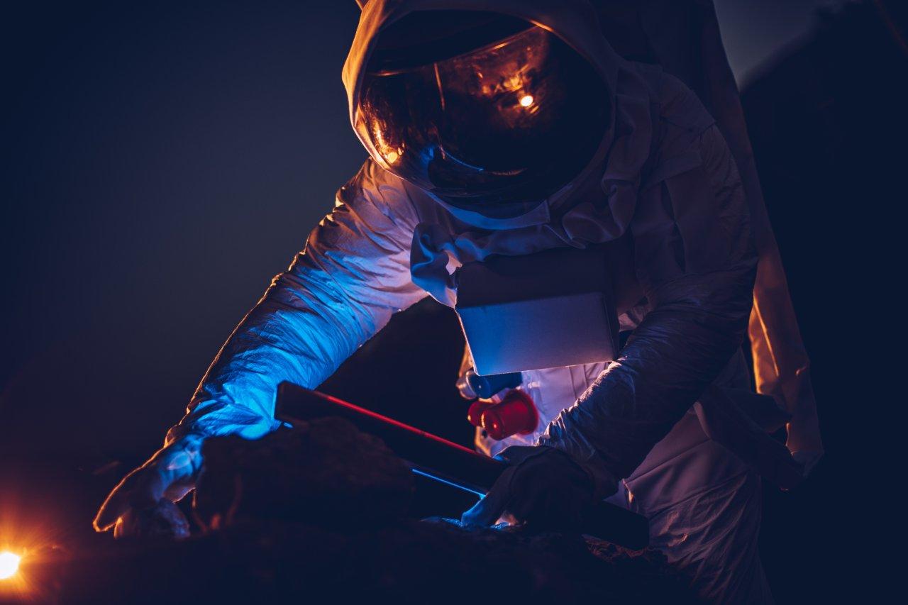 Astronaut zu werden ist ein Wunsch vieler Kinder.