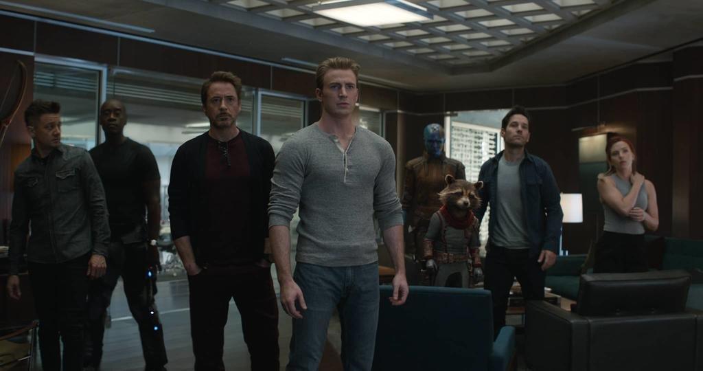 Seitdem die Avengers wieder zusammengefunden haben, sind fünf Jahre vergangen.