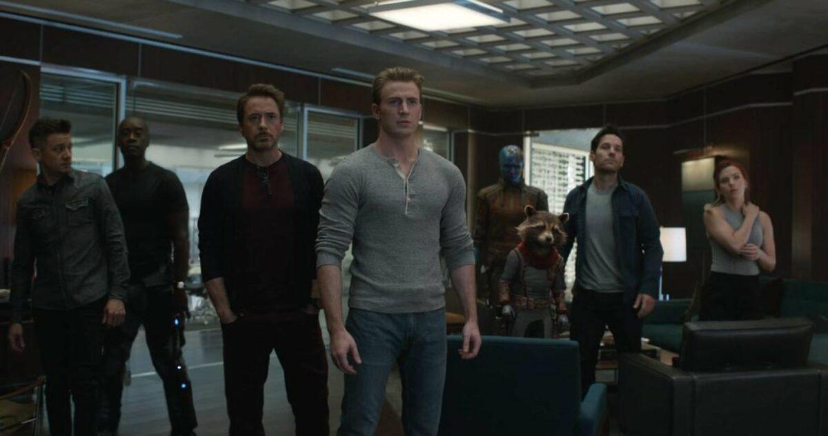 """""""Avengers: Endgame""""-Cast"""