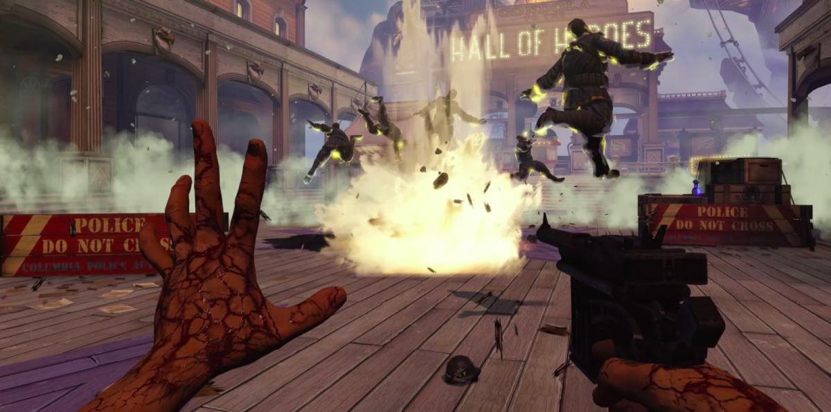 """BioShock Infinite"" (2013) Screenshot"