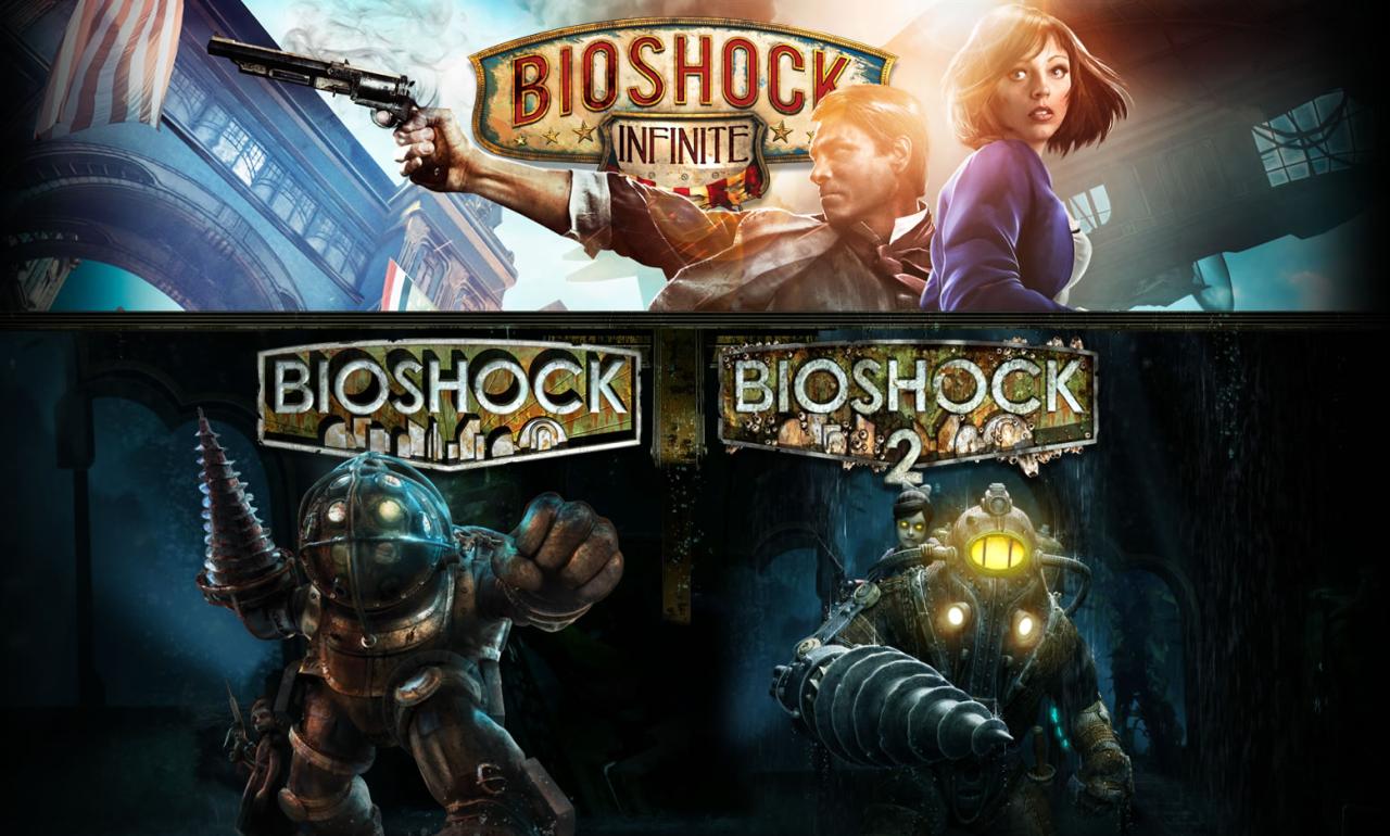 """Seit rund einem Jahrzehnt fasziniert """"BioShock"""" die Gaming-Community."""