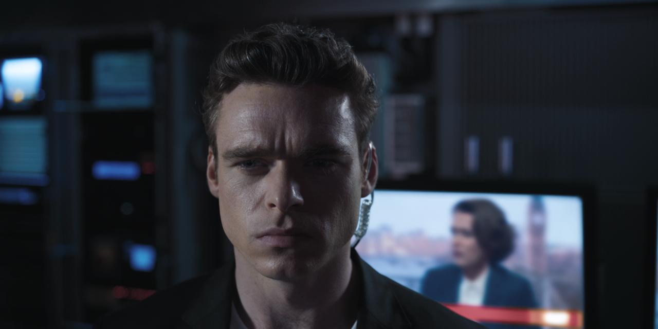 """Richard Madden spielt in """"Bodyguard"""" den leisen Beschützer im Hintergrund – mit einer dunklen Vergangenheit."""