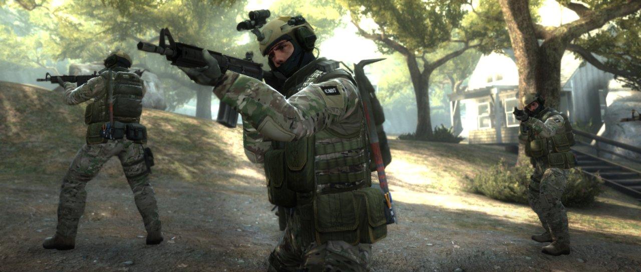 Ob Terrorist oder Counter-Terrorist: Mit den aktuellen CS:GO-Updates bleibst du auf dem Laufenden.