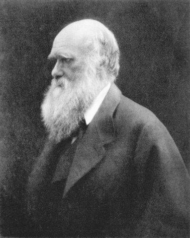 Der Naturforscher Charles Darwin prägte unser Leben durch seine Theorien.