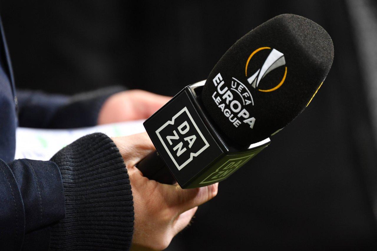 Auch die Europa League kann auf DAZN gestreamt werden.