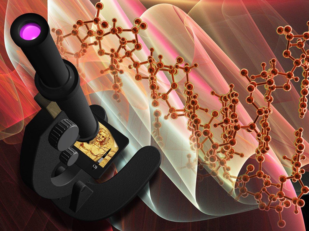 2030 steht unsere DNA detaillierter unter dem Mikroskop als je zuvor.
