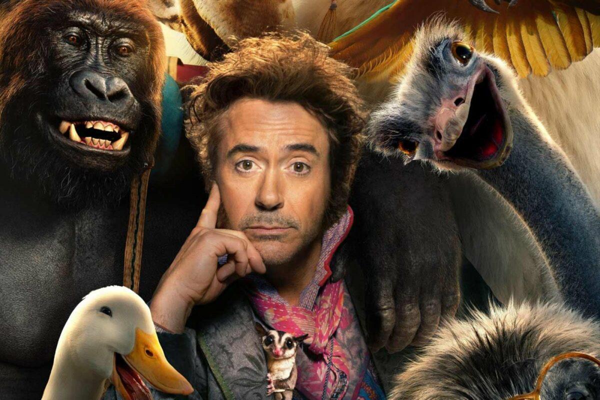 Dolittle Film 2020 Robert Downey Jr.
