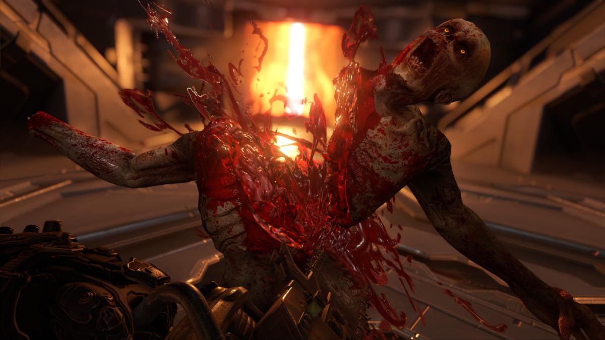 """Doom Eternal"" (2020) Screenshot"
