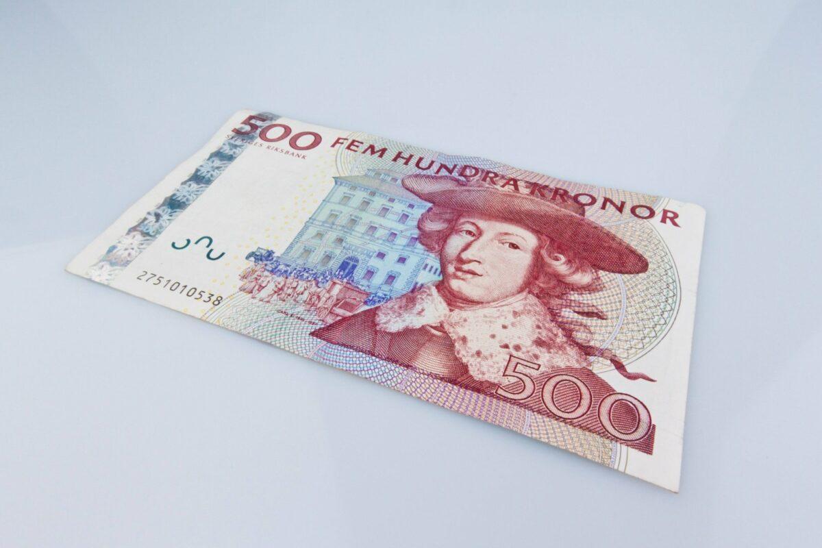 500-Kronen-Schein