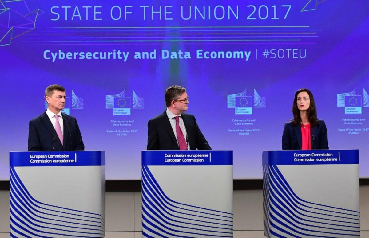 EU-Kommissionsvize Andrus Ansip