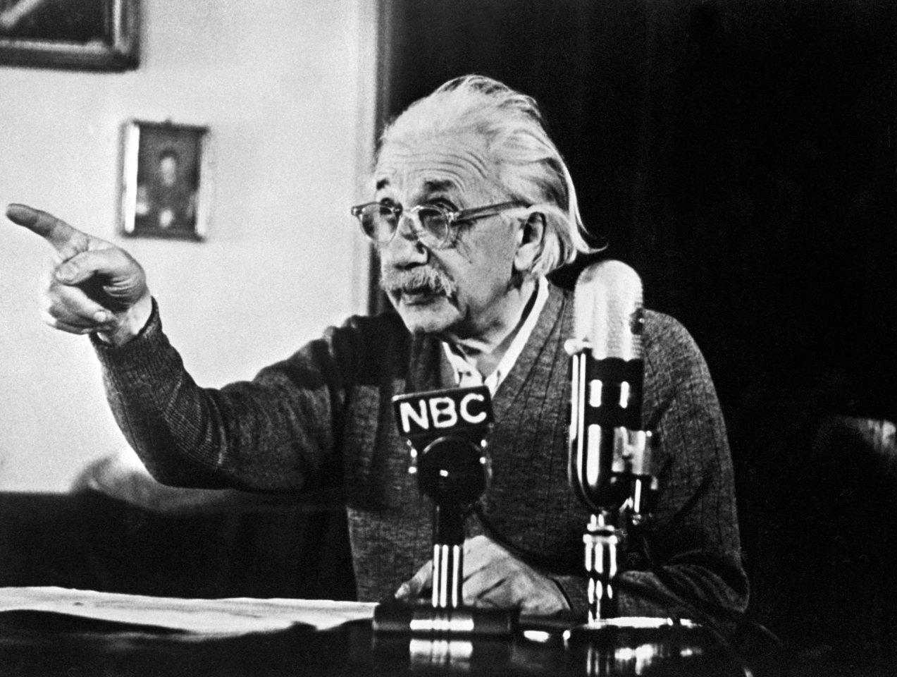 Albert Einsteins Relativitätstheorie ist heute in vielen Dingen, die uns umgeben sichtbar.