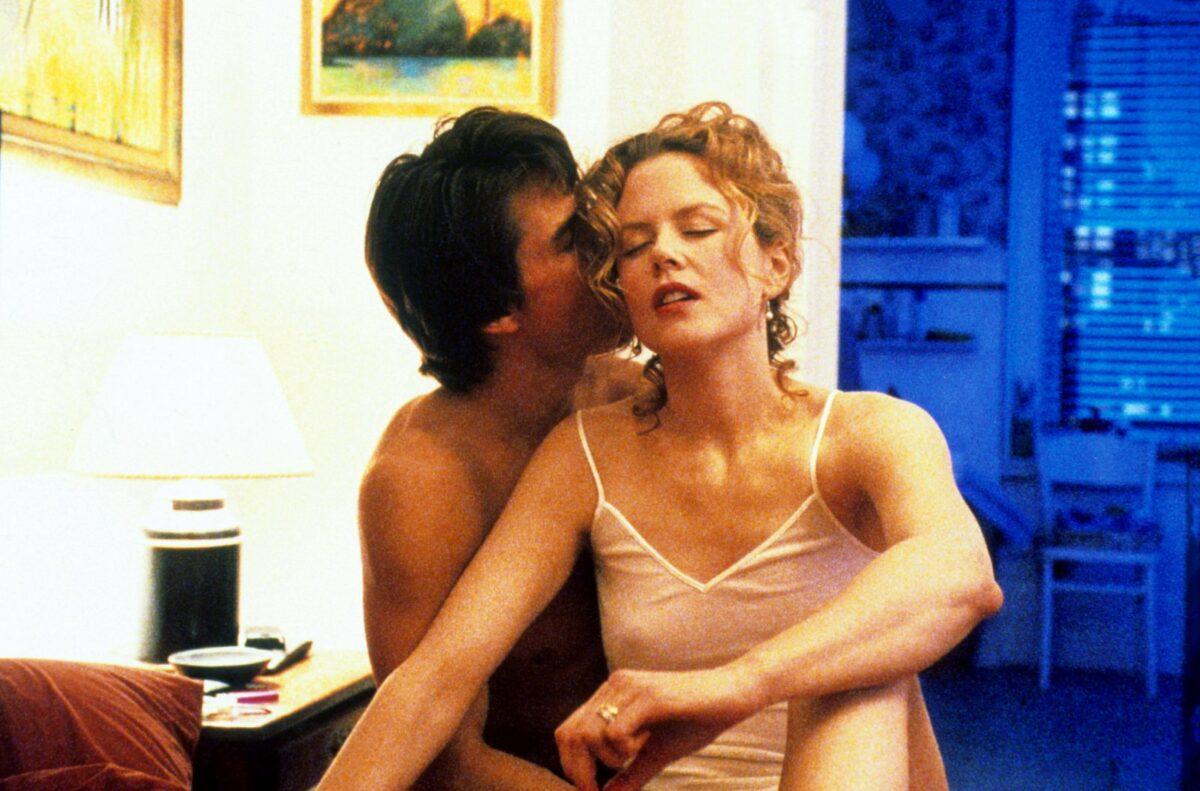 Eyes Wide Shut Nicole Kidman und Tom Cruise