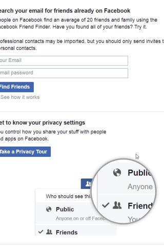 Die Privatsphäre ist das Erste, das du bei Facebook einstellen solltest.