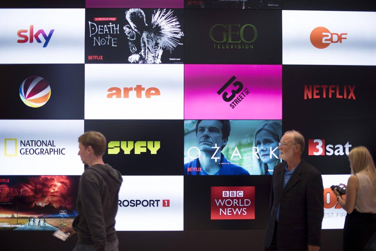 Viele Wege führen zum Fernsehen über WLAN.