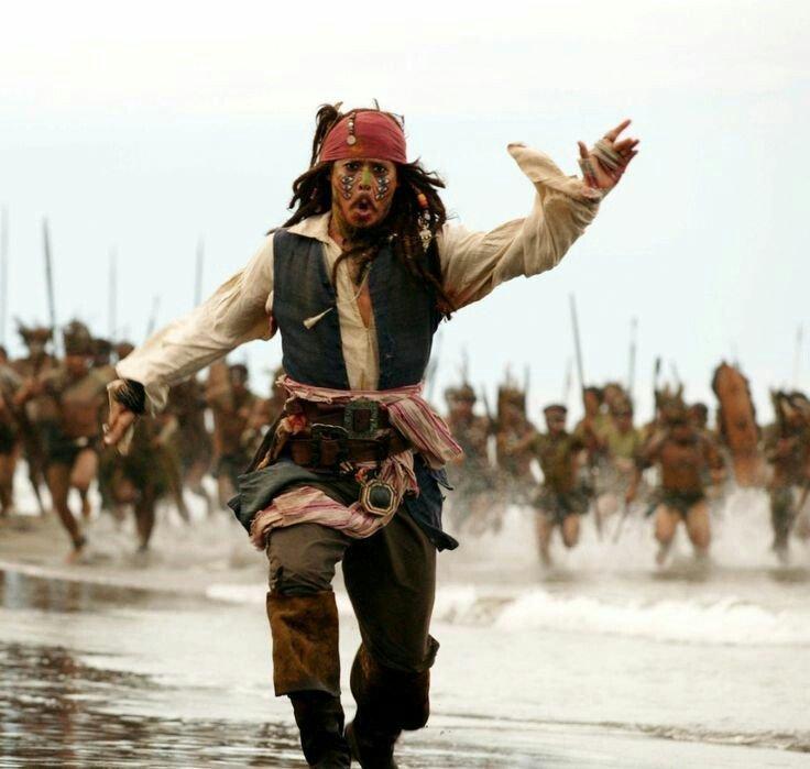 """Tschau, Johnny: """"Fluch der Karibik 6"""" wird ohne den charmanten Captain Jack Sparrow auskommen müssen."""