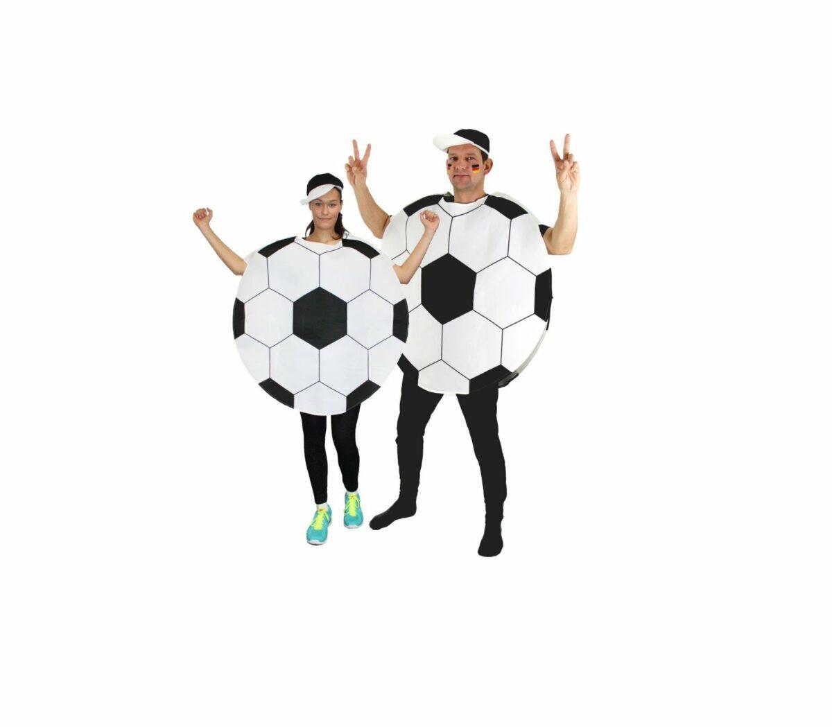 Fußball-Kostüm