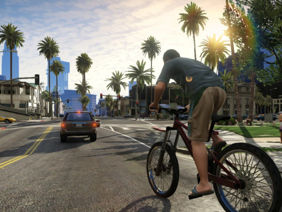 Screenshot aus GTA 5