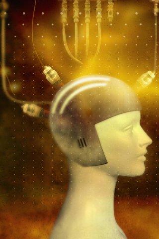 So wird die Technik in Zukunft nicht mehr aussehen, ein smartes Stirnband wird reichen.