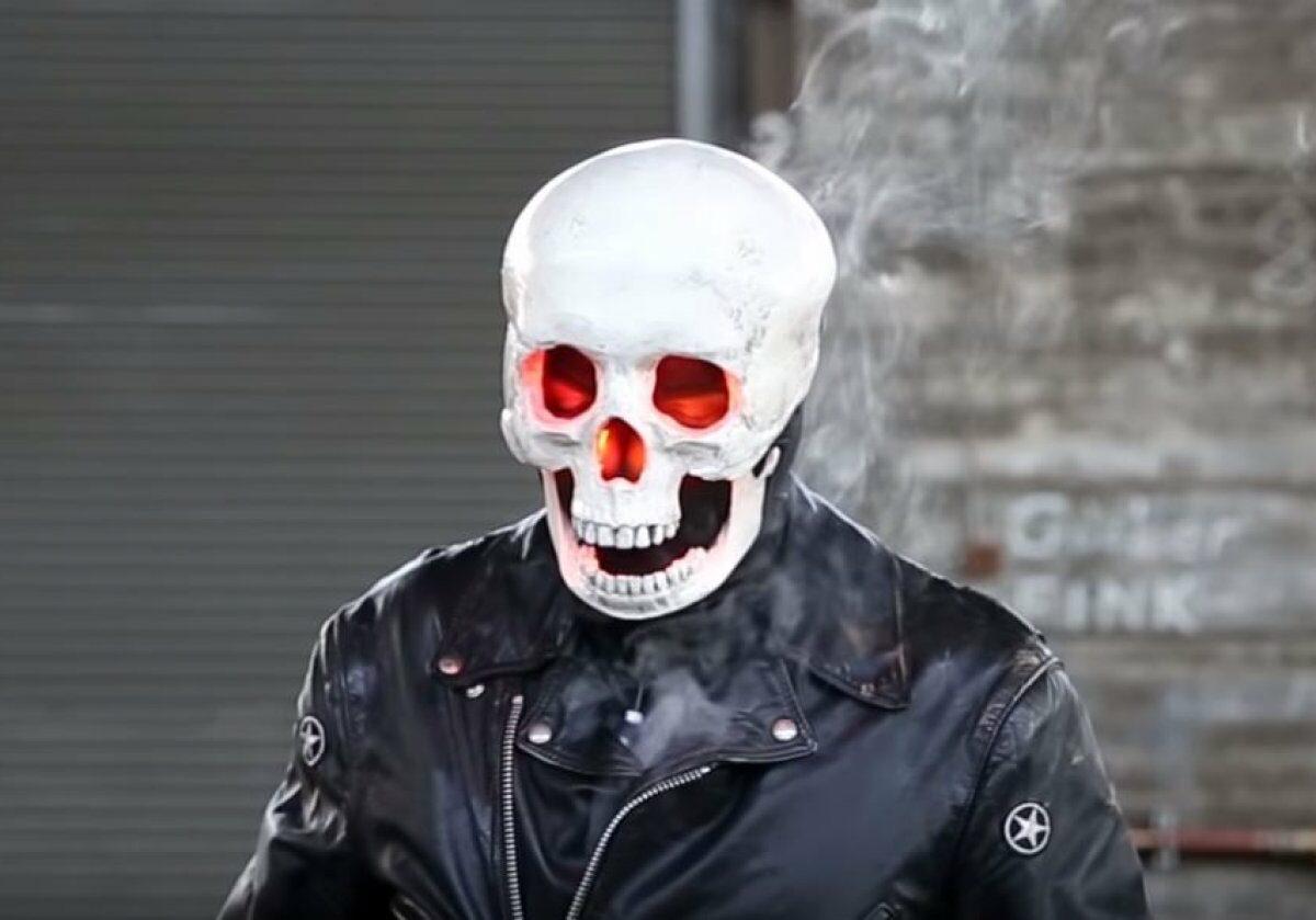 Ghost Rider-Kostüm