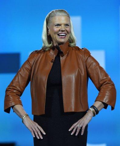 Ob IBM-CEO Ginni Rometty den Wahnsinn in den Konzern-Niederlassungen überhaupt mitbekommt?