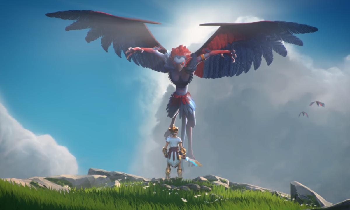 """Spielszene aus """"Gods & Monsters"""" von Ubisoft."""