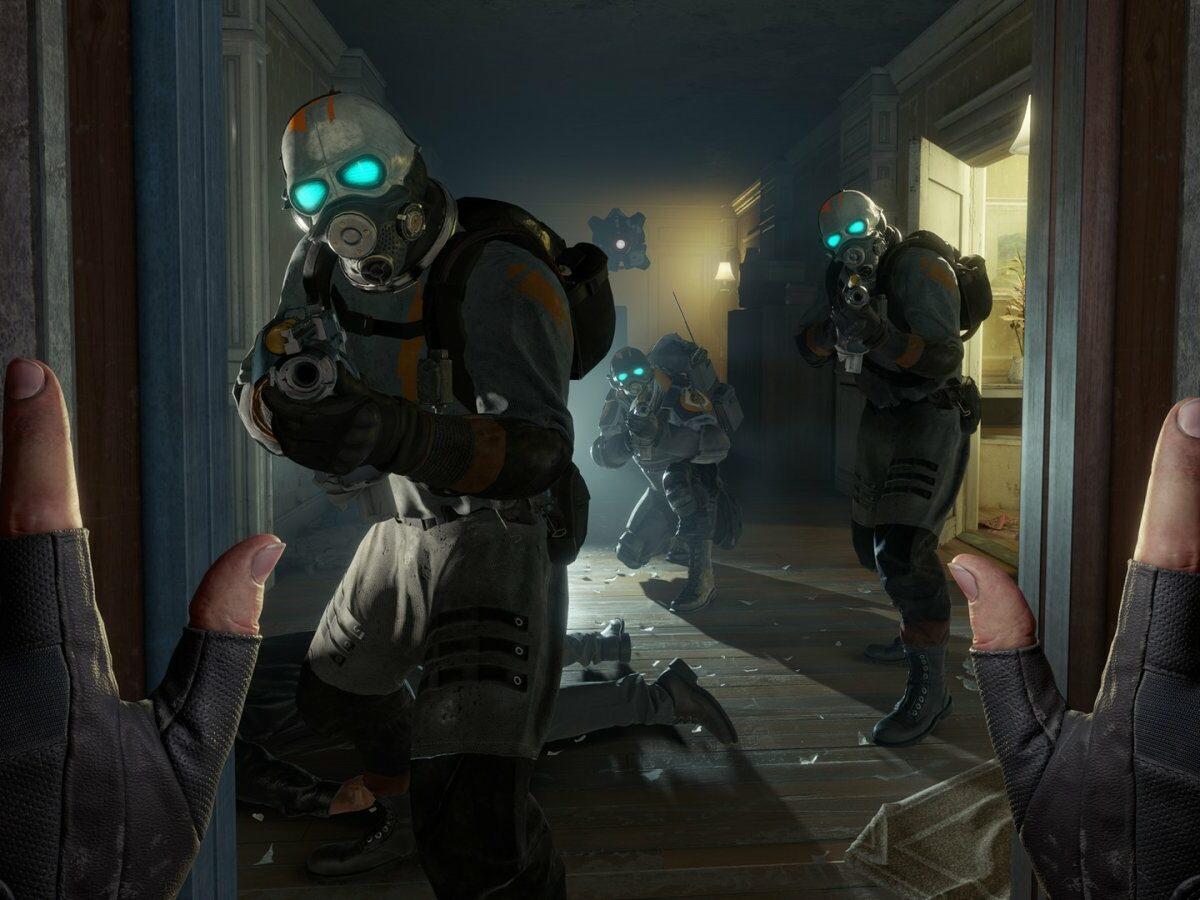 """Half-Life: Alyx"" Screenshot"