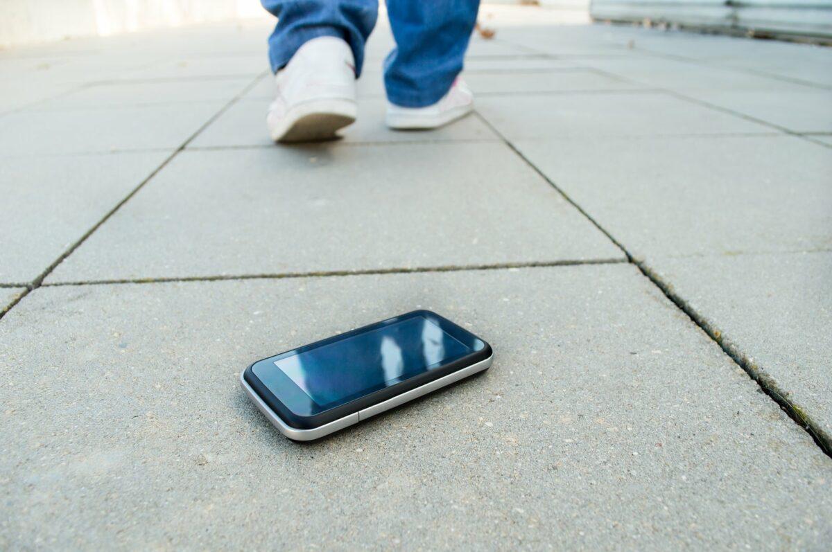 Handy verloren