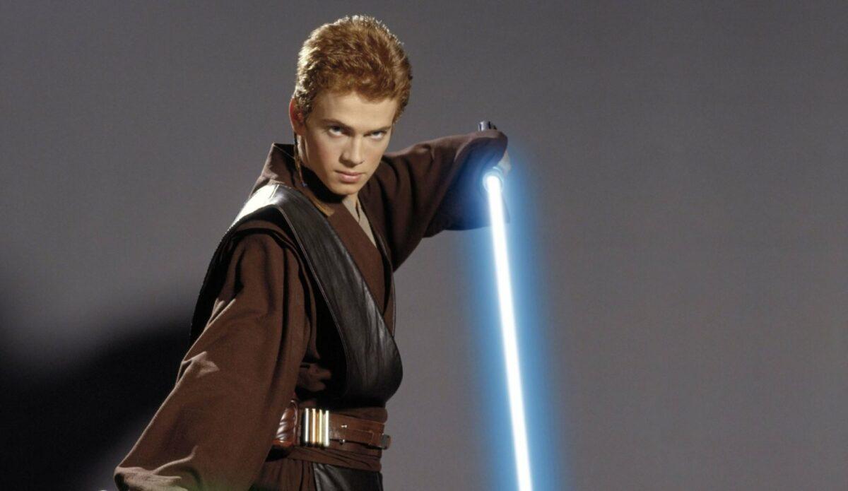 Hayden Christensen als Anakin Skywalker