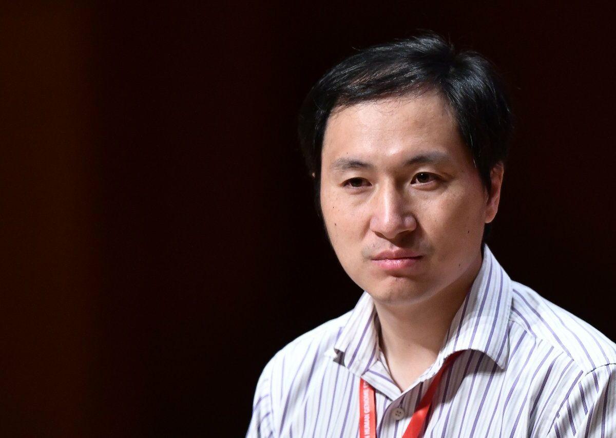 Der chinesische Wissenschaftler He Jianku sorgte mit der Geburt der ersten genmanipulierten Zwillinge für Aufregung in der Welt.