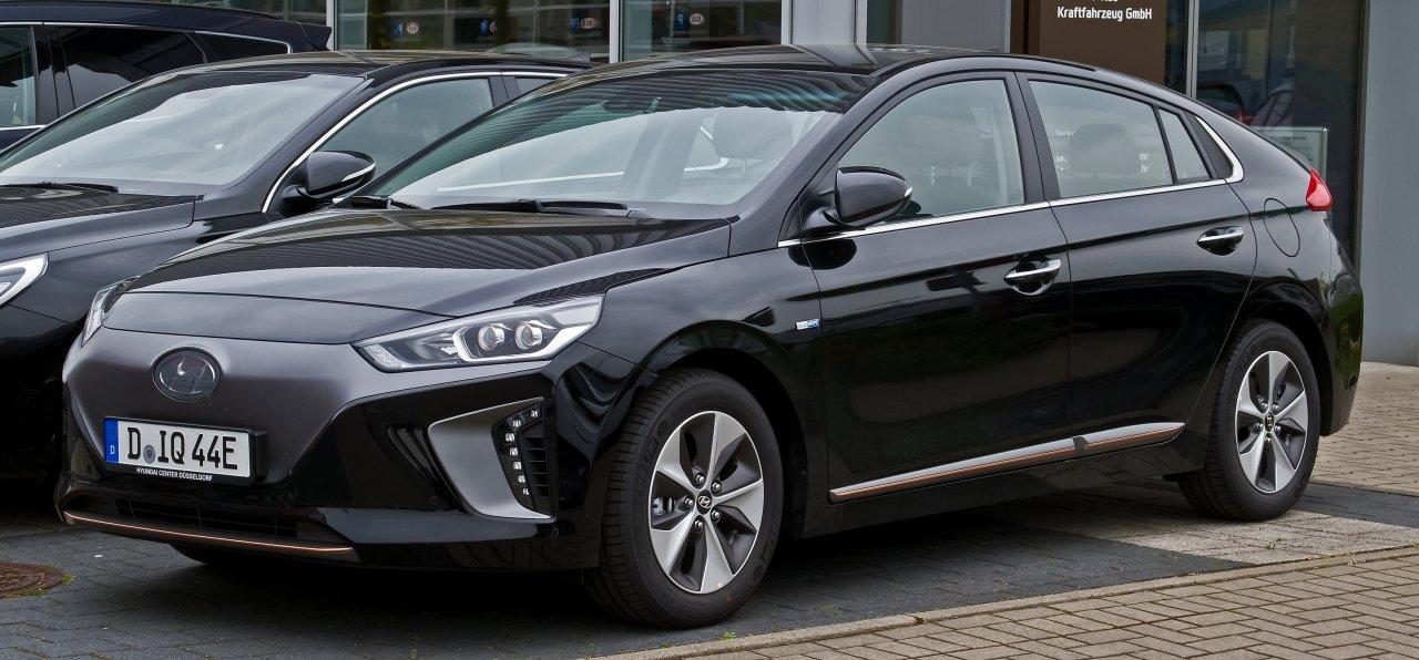 Maximal 280 Kilometer kommt der Hyundai mit einer Akkuladung.