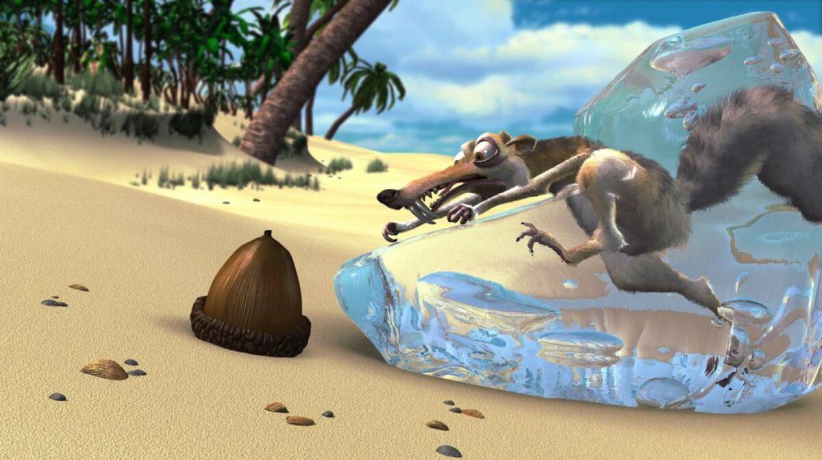 Filmszene aus Ice Age
