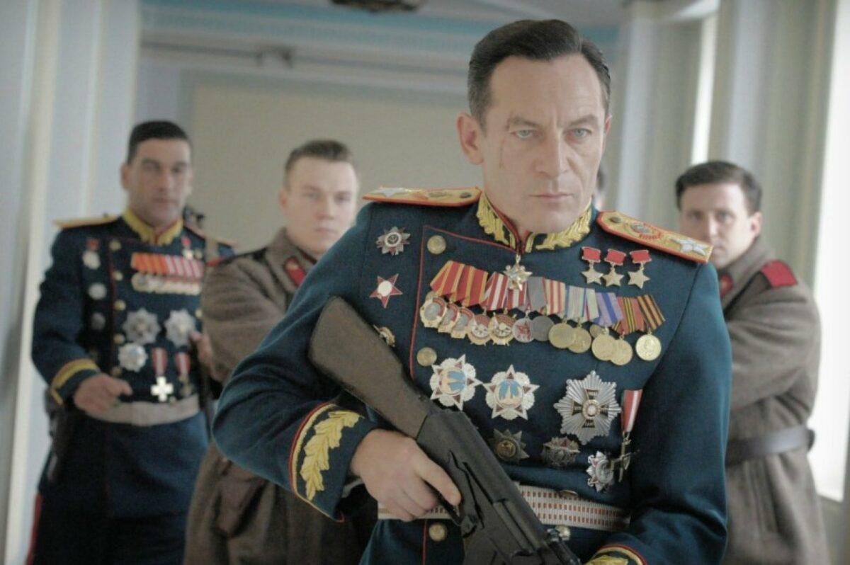 Jason Isaacs als Georgy Zhukov