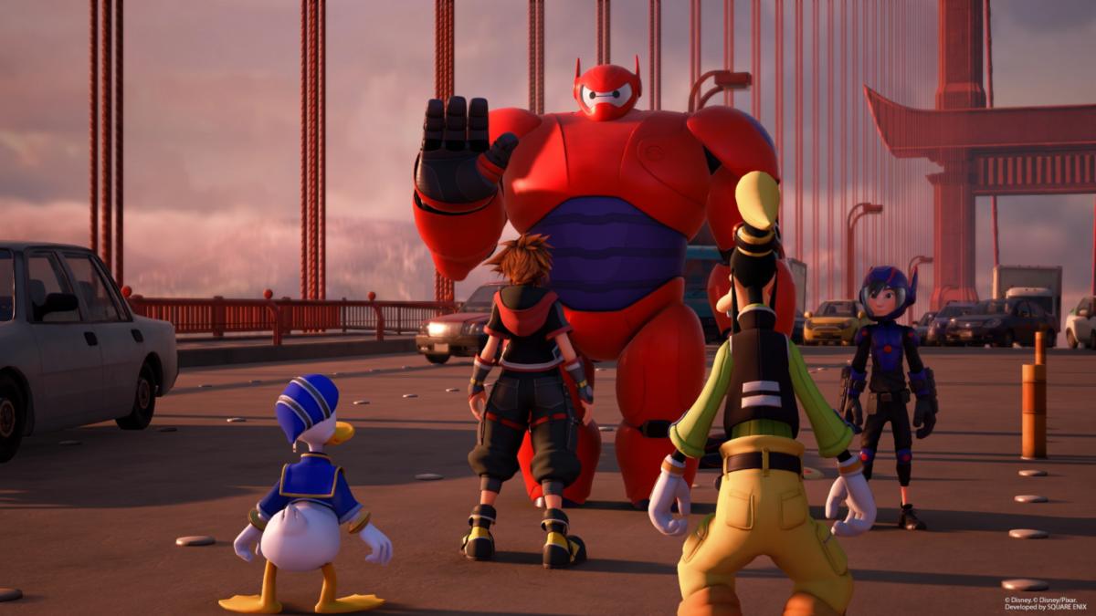 """Kongdom Hearts 3"" Screenshot"