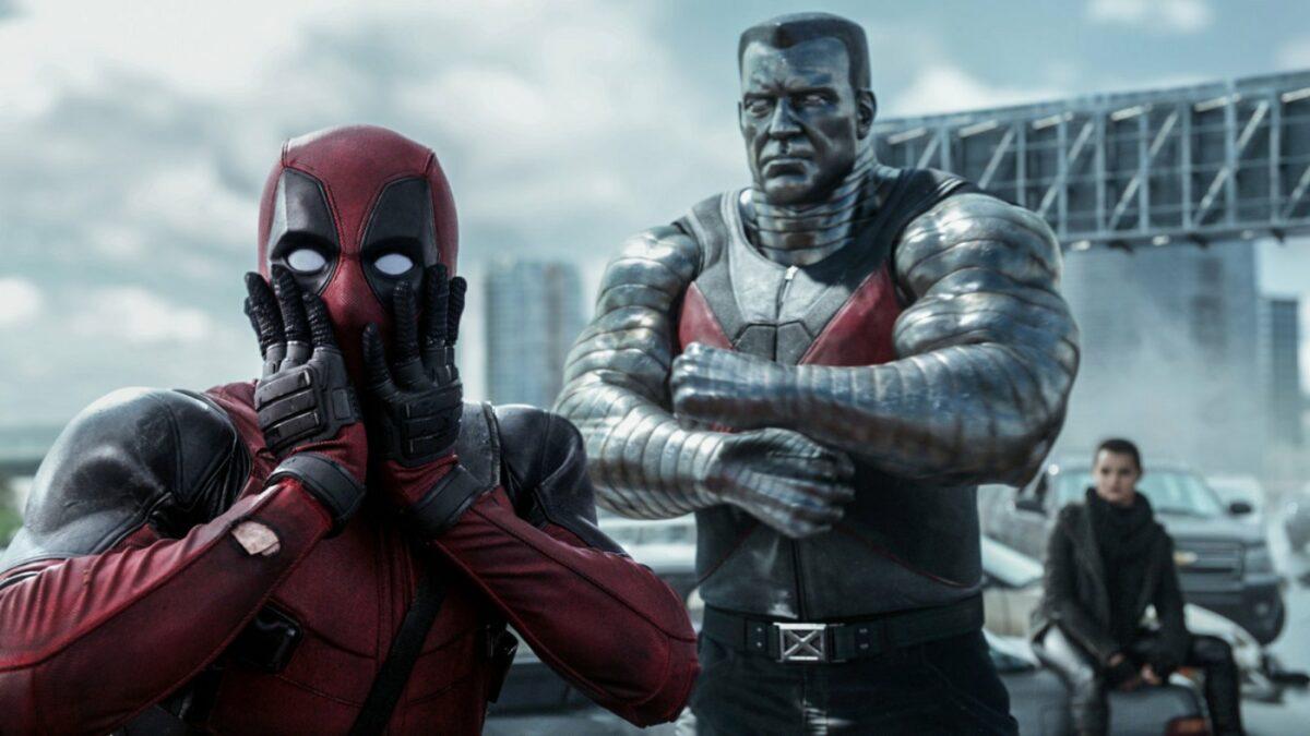 Deadpool und Colossus