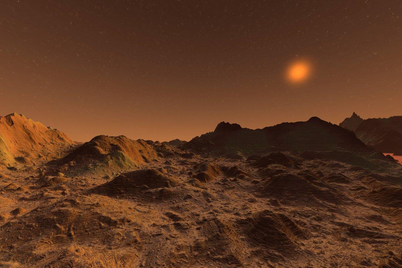 Der Mars-Rover war bereits mehrmals auf dem Mars unterwegs. Aber wie verändert sich sein Gewicht im Vergleich zu dem auf der Erde?